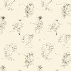 ELLI POPP WALLPAPER - EDWYN COLLINS COLLABORATION | Contemporary Art. Design Gifts. Ideas. | Everything Begins