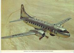 Convair T-29/C-131 aircraft. Lynard Skynard crash was a commercial version of this aircraft the Convair CV-240