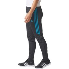 adidas Women's Tiro 17 Soccer Training Pants, Size: Medium, Black #pantswomen