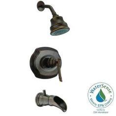 Pegasus Bamboo 8 in. Widespread 2-Handle Low-Arc Bathroom Faucet in ...