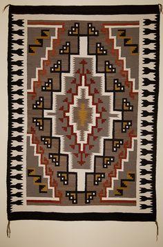 Historic American Indian Navajo Rugs