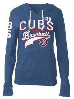 Looking for officially MLB licensed Wrigleyville sports gear? Reach out to Sports World Chicago for Chicago Cubs merchandise, such as shirts, jerseys, hats etc. Chicago Cubs Pictures, Chicago Cubs Fans, Chicago Cubs Baseball, Chicago Bears, Cubs Gear, Cubs Merchandise, Cubs Win, Go Cubs Go, Hooded Sweatshirts