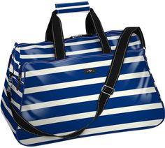 Perfect go-bag for a weekend escape! (from Scout by Bungalow)