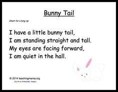 Bunny Tail Chant