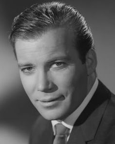 """William Shatner  born 1931  best known as """"Captain Kirk"""" on Star Trek"""
