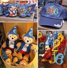 New Designs For Disney Parks Merchandise Celebrate Music, Magic & Memories