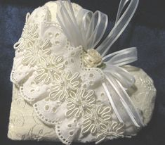 Beautiful Lace Sachet