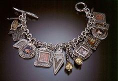 Celie Fago's wonderful Memento bracelet.
