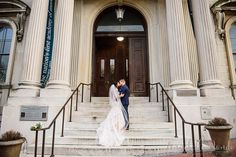 The George Peabody Library Wedding : Michelle and Mike » Maryland Wedding Photography by Annabelle Dando