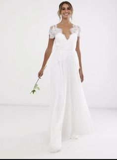 Fall Wedding, Wedding Gowns, White Dress, Popular, Formal Dresses, Hair Styles, Shopping, Weddings, Fashion