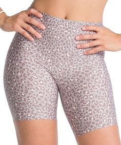 Crafted from breathable stretch fabric, this style targets your lower stomach for smooth shaping under your favorite ensembles. Lower Stomach, Spanx, My Wardrobe, Stretch Fabric, Thighs, Gym Shorts Womens, Short Dresses, Mini, Style