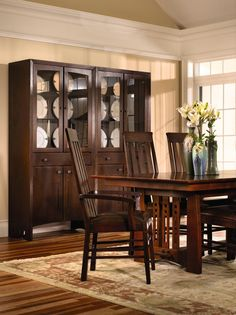 Stickley Highlands Dining Table