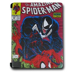 Spiderman #316 iPad Cover