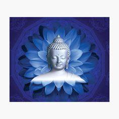 Buddha Wall Art, Buddha Painting, Buddha Sculpture, Metal Art Sculpture, Mandala Pattern, Mandala Art, Abstract Paintings, Oil Paintings, Awesome Art