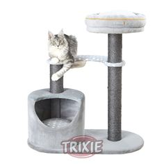 Arbol Rascador para gatos Edition 40 Trixie 82 cm gris y naranja Scratching Post, Sully, Cat Furniture, Anna, House, Ideas, Cat Toys, Pets, Cat Towers
