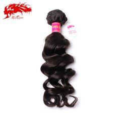 Ali Queen Hot Sale Brazilian Natural Wave Hair Extensions Cheap Human Hair Weave Free Shipping