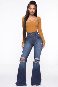 Baddie Outfits Casual, Cute Casual Outfits, Summer Outfits, Artsy Outfits, Fall Outfits, Sexy Outfits, Long Sleeve Bikini, Fashion Outfits, Jeans Fashion