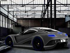 el coche del futuro !!!