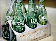 algoll:  bottles, coca cola, coke, cola, glass - inspiring picture on Favim.com: We Heart It