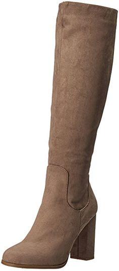 Women's Klash Riding Boot. #shoes #boots #womenshoes