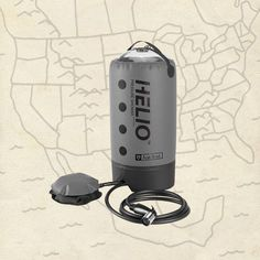 We heart local. Every season, our team hits the metaphorical trail to find brands that create amazing things right in their own backyards. Our picks for fall's most innovative, locally dreamed-up gear includes the NEMO Helio Pressure Shower. Shop now.
