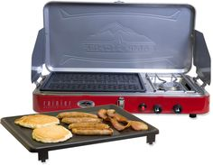 When it comes to camp cooking, go griddle or go home.