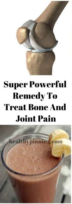 Super Powerful Remedy To Treat Bone And Joint Pain – Healthy Pinning Knee Exercises, Herbal Cure, Bone And Joint, Pain Management, Knee Pain, Natural Home Remedies, Natural Treatments, Get Healthy, Healthy Eating