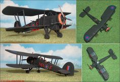 "Fairey ""Swordfish"" Mk.III (Matchbox 112) 1:72"