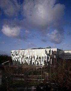 AA Hijmans van den Bergh medical faculty by Erick van Egeraat - Dezeen #Architecture