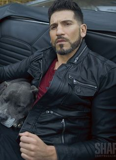 Jon Bernthal - Sharp Magazine by Ari Michelson