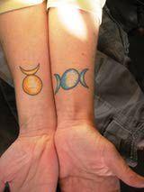 Aibreann's Triple Moon Goddess & Horned God