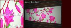fsmy.fa marimekkoKEISA 北欧ファブリックパネル(マリメッコ Scandinavian marimekko fabric ¥7500yen 〆04月15日