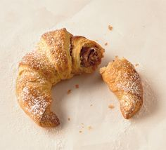 Gevulde chocolade croissants - klik voor het hele recept op de het beeld!