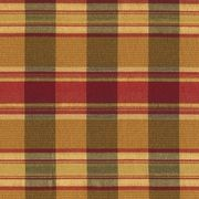 Hero Golden Red Plaid Upholstery Fabric For Home Decor 10 00 Per Yard And