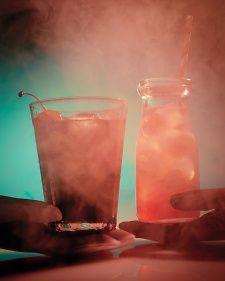 Black-Cherry Zombie, Recipe from Martha Stewart Living, October 2012
