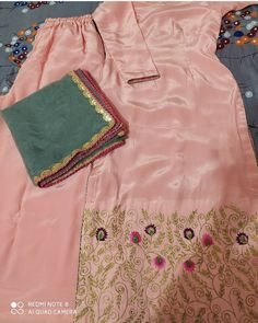 Embroidery Suits Punjabi, Embroidery Suits Design, Embroidery Patterns, Hand Embroidery, Machine Embroidery, Designer Party Wear Dresses, Kurti Designs Party Wear, Designer Wear, Fancy Dress Design
