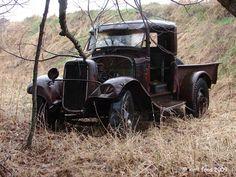Forgotten Ford by Kim Foos