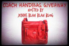Coach Handbag #Giveaway #WIN #CONTEST #myStyleSpot