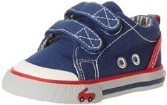 See Kai Run Hess Sneaker (Infant/Toddler),Navy,9 M US Toddler