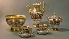 the russian porcelain