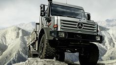 Mercedes Benz Unimog U5000 Truck HD Wallpapers