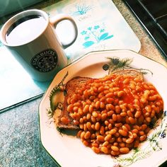Simple & easy lunch today! Beans on toast using 2 slices of toasted wholemeal bread (HEB) with a cup of black coffee    #SlimmingWorldUK #SlimmingWorld #SlimmingBlog #WomanOfTheYear2017 #WeightLossProgress #Journey #SWBlog #FoodOptimising #FoodDiary #Fitness #SW #SWIdeas #SWFriends #WeightLoss #WeightLossJourney #SWRecipe #SWVegetarian #Club10 #4StoneDown #Support #Motivation #WeightLossMotivation #Strava #MyFitnessPal #SWMafiaUK #ChronicFatigueSyndrome #CFS #MyalgicEncephalomyelitis #ME…