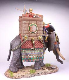 da3da7ec4ca Carphagian WAR Elephant 54 MM TIN Lead