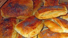 Oppskrift på tebriks, fine småbrød til frokost eller lunsj, frå Kari Støfringsdal.
