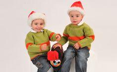 Estudi de Nadal: reportatge professional + DVD amb les imatges + foto amb foam de 30x40 per 59,95€