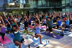 yoga unplugged