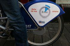A Novel Innovation for Rental Bikes in Marseille, France Innovation, Sharing Economy, Site Plans, Smart City, France, Transportation, Novels, Bike, Gym