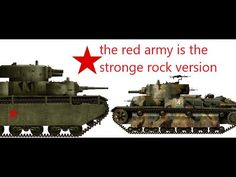 animation tank song The Red Army is the Strongest (rock version) Red Army, Animation, Songs, Rock, Youtube, Stone, Rock Music, The Rock, Song Books