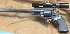 SMITH & WESSON 29-3 SILHOUETTE-10 .44 MAGNUM