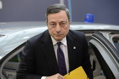 5 Questions about ECB(European Central Bank)'s meeting on Apr 22, 2016. Criticism by Germany over `helicopter money.' #BankBailIns